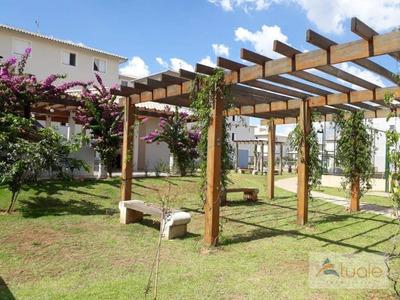 Apartamento Com 2 Dormitórios Para Alugar, 45 M² - Residencial Guairá - Sumaré/sp - Ap6178