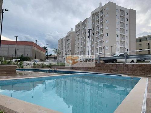 Imagem 1 de 30 de Apartamento Com 2 Dormitórios À Venda, 52 M² Por R$ 252.000,00 - Jardim Do Lago - Campinas/sp - Ap8174