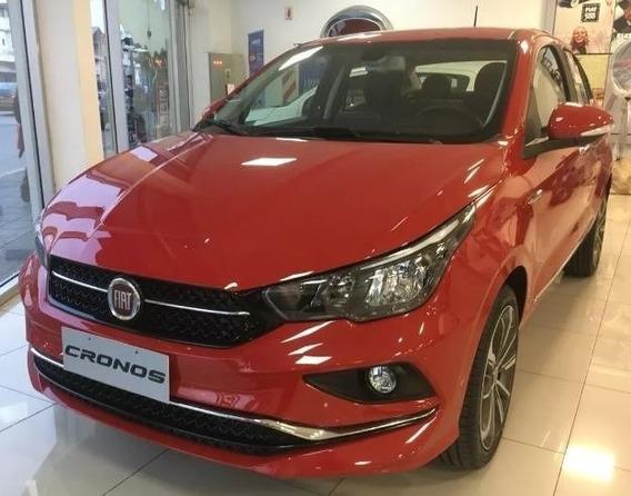 Fiat Cronos 70 Mil Y Cuotas Solo Con Dni Rapida Entrega D