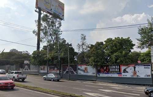 Terreno En Venta, Av. Constituyentes, Lomas Altas