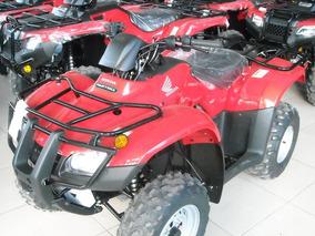 Cuatriciclo Honda Trx250tm 4x2 Fourtrax Garantia Oficial