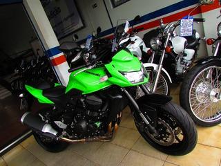 Kawasaki - Z 750 Abs - 2011 Só 21 Mil Km + Garantia Loja !!