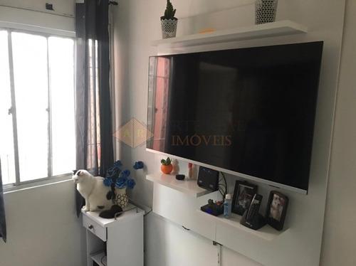 Imagem 1 de 21 de Apartamento 3 Dormitórios, Artur Alvim - São Paulo/sp - 1655