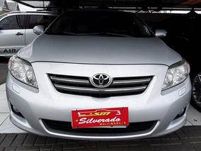 Toyota Corolla 1.8 Se-g 16v 4p Automatico 2009