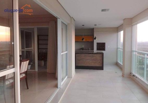 Apartamento À Venda, 233 M² Por R$ 1.500.000,00 - Jardim Esplanada - São José Dos Campos/sp - Ap7876