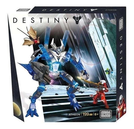 Envio Gratis Mega Bloks Figura Construx Destiny Atheon