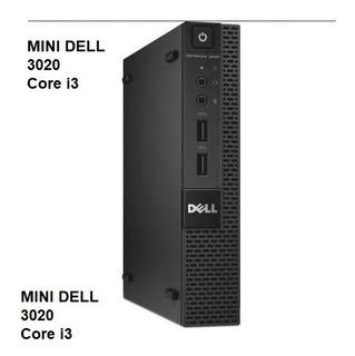 Mini Dell Optplex 3020 -semi-novo - Usou Uma Vez Só!