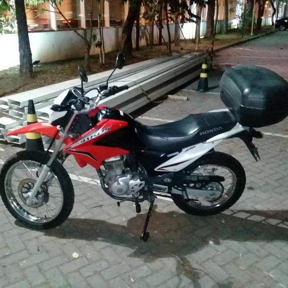 Honda Nxr 150 Bros Esd 13/14