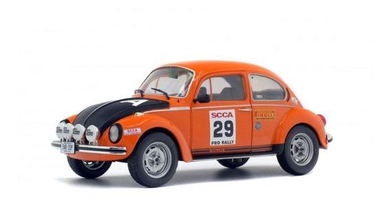 Miniatura Fusca Rally Scca 29 1/18 Solido