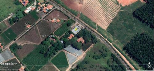 Área À Venda, 24200 M² Por R$ 2.790.000,00 - Chácaras Videiras De Itaici - Indaiatuba/sp - Ar0336
