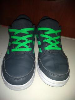 Zapatillas Talle 35 adidas De Cuero