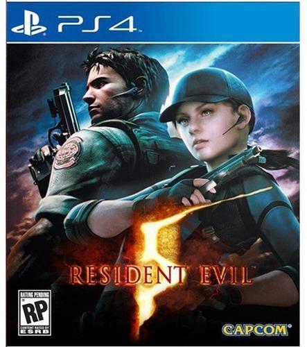 Resident Evil 5 Ps4 Digital 2 Oferta Espanol Mercado Libre