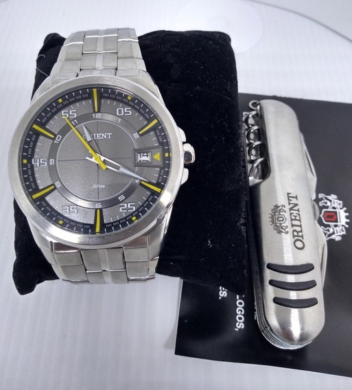 Relógio Orient Quartz Masculino