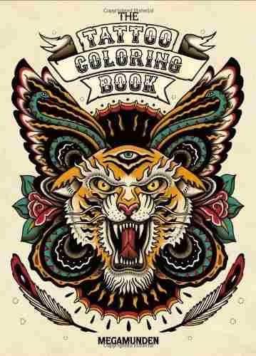 Libro Para Colorear Tatuajes En Mercado Libre México