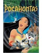 Pocahontas Dvd Clasicos De Disney Nueva Cerrada