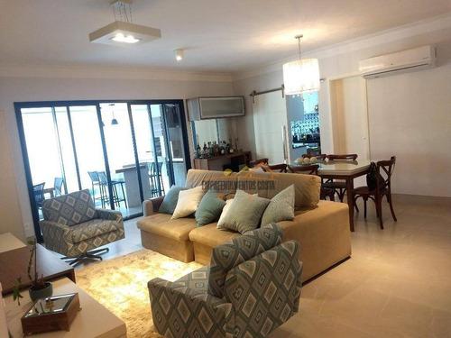 Imagem 1 de 27 de Apartamento Com 3 Dormitórios À Venda, 170 M² Por R$ 1.200.000 - City Parque - Itu/sp - Ap0576