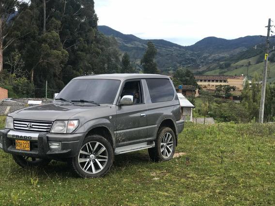 Toyota Prado Prado Sumó 2.7