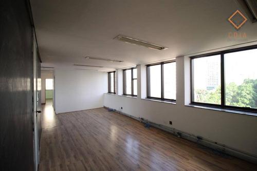 Conjunto Para Alugar, 120 M² Por R$ 6.500,00/mês - Pinheiros - São Paulo/sp - Cj19877