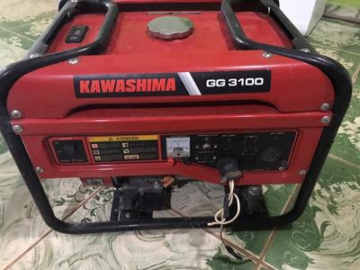 Gerador Kawashima Gg3100