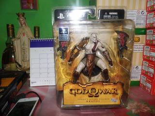 Kratos Figura Nueva Dc Unlimited Sony Ps3 God Of War