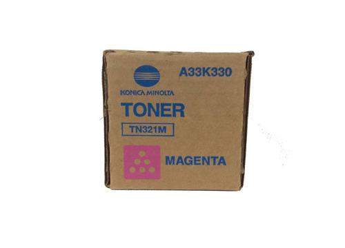 Imagen 1 de 1 de Toner Konica Minolta Tn321m C224/284/364 Magenta Original