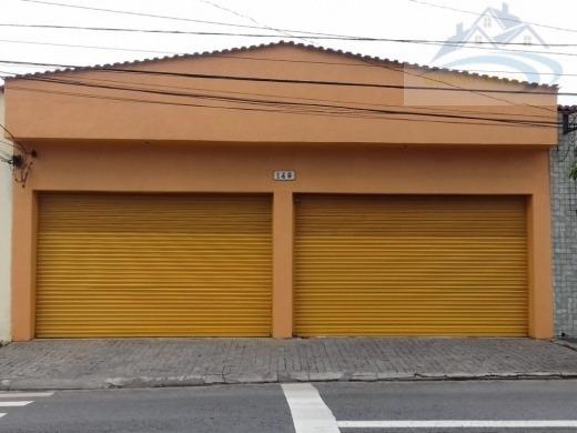 Aluguel Salão Comercial São Paulo Brasil - Sa0475-a