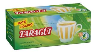 Mate Cocido Taragui X25 Saq.