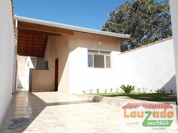 Casa Para Venda Em Peruíbe, Balneario Sao Joao Batista, 3 Dormitórios, 1 Suíte, 1 Banheiro, 2 Vagas - 2533