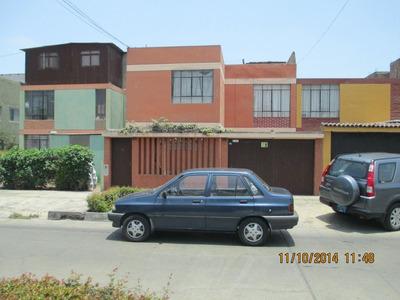 Vendo Casa Cerca A La Plaza De La Bandera En Pueblo Libre