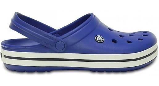Crocs Crocband Cerulean Blue Oyster Original
