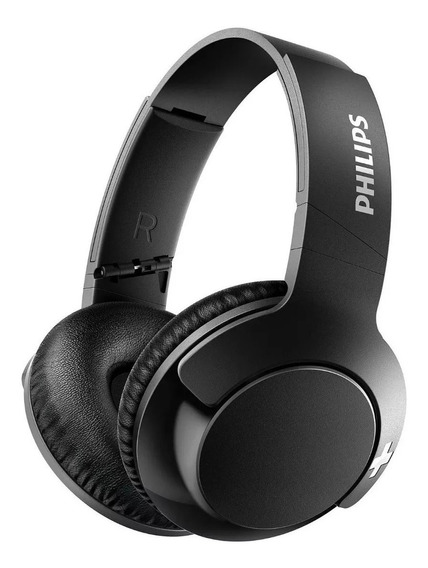Fone De Ouvido Sem Fio Philips Bass+ Wireless Shb3175