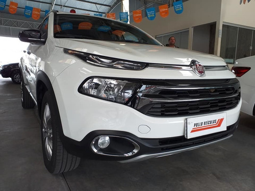 Fiat Toro 2.0 4x4 Diesel Volcano 2018/2019 Completa Branca