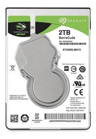 Hd 2tb Notebook Seagate Sata 6gb/s 128mb Cache 7mm Lacrado