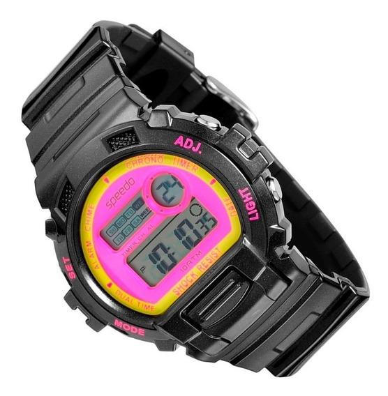 Relógio Speedo Feminino Digital 65083l0evnp4 Sport Lifestyle