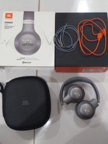 Fone Jbl Everest 310 Bluetooth Prata (1 Mês De Uso)