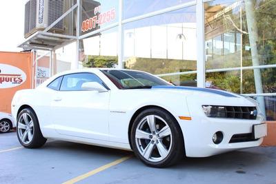 Chevrolet Camaro 2 Ls V6 Coupé Automático 2013 Branco