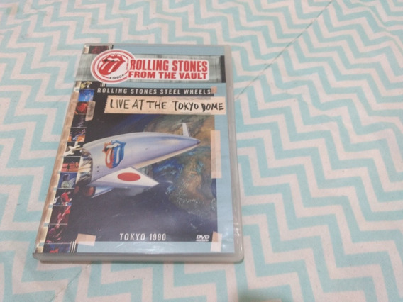 Rolling Stones. Live At The Tokyo Dome. Tokyo 1990.