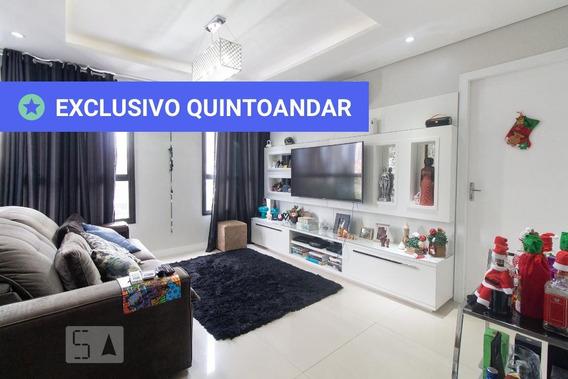 Apartamento No 3º Andar Mobiliado Com 1 Dormitório E 1 Garagem - Id: 892993528 - 293528