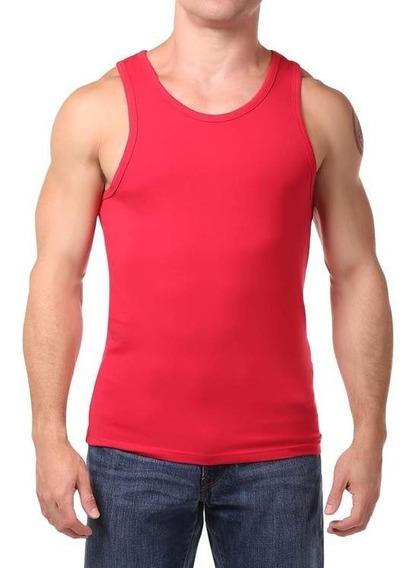 Undergear Camiseta Casual Gym Caballero Algodón