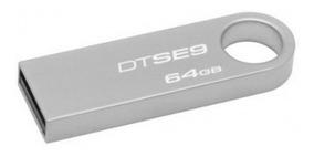 Pen Drive 64gb - Kingston - Se9 By Mo Store
