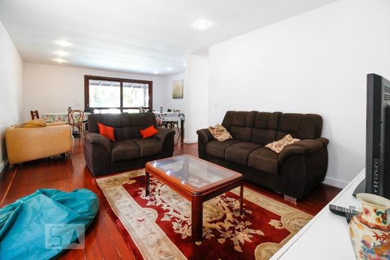 Casa Para Aluguel - Barra Da Tijuca - Marapendi, 4 Quartos, 300 - 893114336