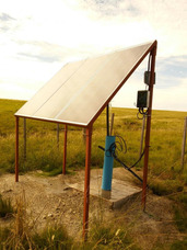 Bombas De Agua Solares Sumergibles Instaló