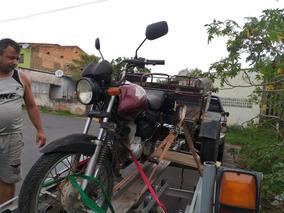 Honda Triciclo Para Até 8 Botijão De Gás 13kg