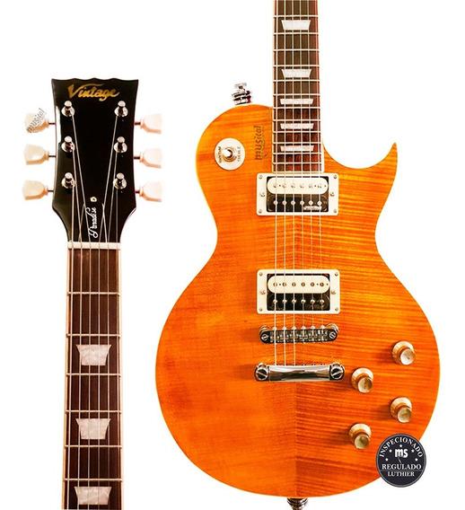 Guitarra Les Paul Vintage V100 Adf Promoção!