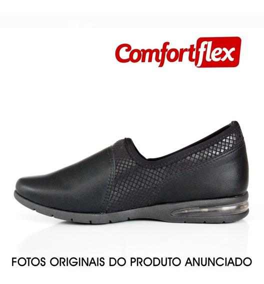 Sapatênis Feminino Confortflex N34 Pronta Entrega
