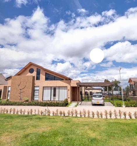 Vendo Casa De 1 Piso En Cajica - Estrenar