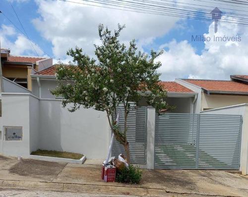 Imagem 1 de 26 de Casa Com 2 Dormitórios À Venda, 78 M² Por R$ 310.000,00 - Residencial Da Colina - Cerquilho/sp - Ca0414