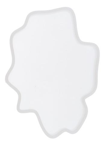 Imagen 1 de 10 de Molde De Silicona Para Fabricación Bajo Vasos De Vidrio. Mo