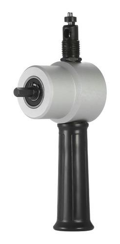 Reuvv Cabeza Doble Hoja Cortadora L/ámina Metal Taladro Accesorio Metal Cortador con Extra Perforadora Ideal para Recto Curva y C/írculo Corte B