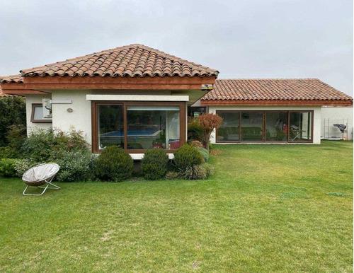 Imagen 1 de 14 de Hermosa Y Amplia Casa Quinta - Socovesa Sin Comision